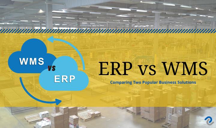 ERP vs WMS - Digital Crafters